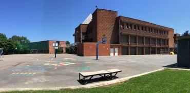 Zona Deportiva al Aire Libre